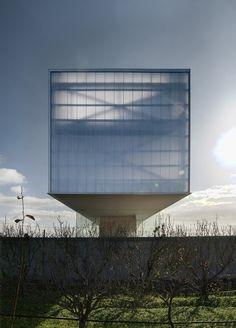 Edificio de Servicios Generales de Apoyo a la Investigación