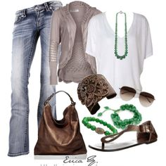 Love the whole outfit! Just ordered the cuff bracelet.
