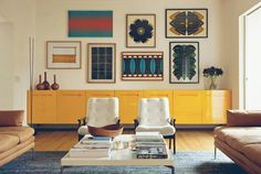 The Power of Colorful Furniture
