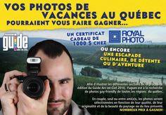 Concours de photos GUIDE ARC EN CIEL 2014