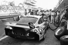 Le Mans 1976 . Porsche 935 , Stommelen / Schurti.