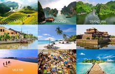 Kết quả hình ảnh cho du lịch Việt Nam