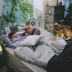 markeu; : LieV with 2Jae. • they talked about ; - meaning...