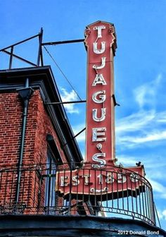 TUJAGUES, NEW ORLEANS. Enter to win a dinner and cocktails on New Years Eve for six and enjoy the French Quarter Celebration from a roof top balcony! A value worth $750.00   https://www.facebook.com/Tujagues/app_525835520781132