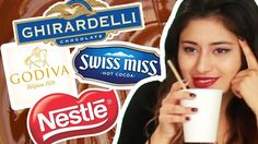 awesome Instant Hot Chocolate Taste Test