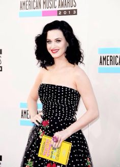 Katy Perry at the American Music Awards (AMA's) 2013