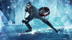 Hockey ice project on Behance