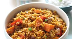 Vegetable Biriyani Slow Cooker Recipe From Crock-Pot