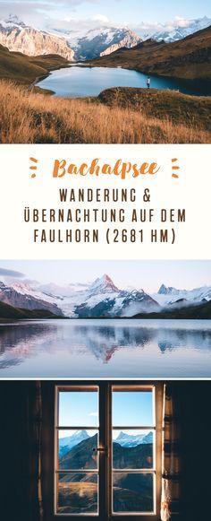 Visit Switzerland, World Traveler, Van Life, Wanderlust, Hiking, Outdoor, Adventure, Mountains, Bergen