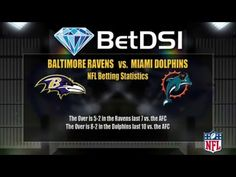 Baltimore Ravens vs Miami Dolphins Odds | Free NFL Picks