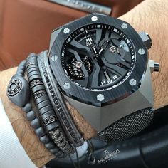 Audemars Piguet Royal Oak GMT Tourbillon Concept