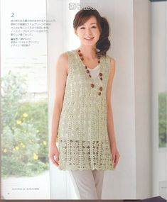 HERMOSOS MODELOS DE PATRONES JAPONECES | Patrones Crochet ...                                                                                                                                                                                 Más