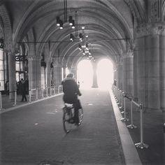 @welmoetbs photo: Yes! Ik mag weer door de tunnel en bespaar 24 seconden!