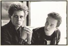 The Clash. Paul Simonon and Joe Strummer, Alain Dister. Joe Strummer, The Clash, Rock And Roll, Toast Of London, The Future Is Unwritten, Paul Simonon, Mick Jones, Le Choc, Paul And Joe