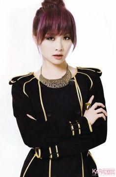 Jung YongJoo (Nicole) of Kara
