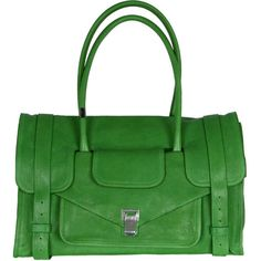 Proenza Schouler Keepall Gm found on Polyvore