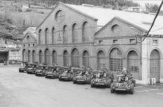 Fábrica de Armas de Trubia, creada para surtir al ejercicio nacional y Armada Real de material bélico en el siglo X VII, su auge se produjo en los siglos XIX y XX en los que acabaría especializándose en fabricación de obuses y carrocerías para carros de combate.