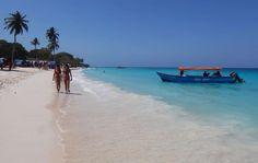 Cartagena de Indias. Playas de Barú.