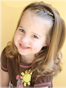 piratamorgan.com: 3 peinados para niñas paso a paso