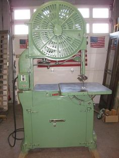 Photo Index - Yates-American Machine Co., Inc. - Y-30 Snowflake | VintageMachinery.org