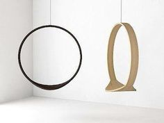 beautiful swing chairs by Iwona Kosicka