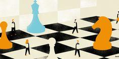 #ajedrez triunfa en colegios: razones de su 'boom' en las aulas. Por @rodrigocar86 @ElHuffPost