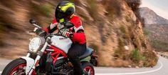 Chaquetas de moto: Tipos de materiales y características