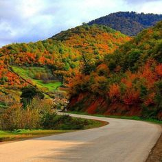 Autumn, Guilan, Beauty of Iran.