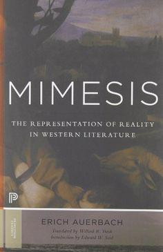 Mimesis: The Representation of Reality in Western Literature (Princeton Classics) by Erich Auerbach http://www.amazon.com/dp/0691160228/ref=cm_sw_r_pi_dp_c57hwb0RWFJZ7