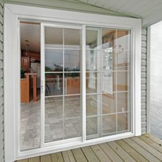 New apartment patio grill backyards Ideas Blinds For French Doors, Sliding French Doors, French Doors Patio, Sliding Patio Doors, French Patio, House Window Design, Bungalow House Design, Door Design, Home Room Design