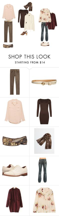 """Autumn outfits"" by arcticjasmine on Polyvore featuring True Religion, Alice + Olivia, Equipment, WearAll, Anne Klein, Dolce&Gabbana, El Naturalista, Paul Smith, Rose Royce and WithChic"