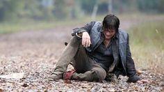 The Walking Dead 5ª Temporada – Norman Reedus chorou por uma hora antes da gravação da midseason finale
