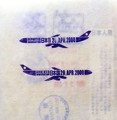 hara: designing design re-design - daily products of the century 'exit/entry stamps' answered by masahiko sato (pp. - daily products of the century 'exit/entry stamps' answered by masahiko sato (pp. Graphic Design Art, Graphic Design Inspiration, Print Design, Logo Design, Icon Design, Typo Logo, Typography, Lettering, Passport Stamps
