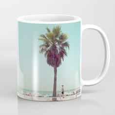 Just Another Summer Postcard Coffee Mug by josemanuelerre