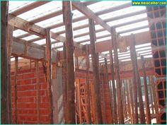 Aprenda como fazer uma LAJE corretamente! | Meia Colher Diy Projects Plans, Construction, Stone Houses, Civil Engineering, Terrazzo, Building, Wood, Papa Francisco, Design