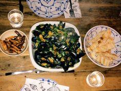 #dinner #Thai #mossels www.shalovesfood.com