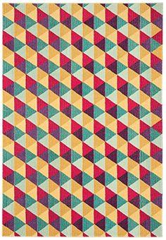 Teppich modernes Design COLORES TRIANGLE RUG MULTI 80 cm ... https://www.amazon.de/dp/B01GDC4QU8/ref=cm_sw_r_pi_dp_x_G0M1xbXMZWJQ0