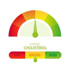 Cholesterol Meter. Vector Ldl Cholesterol, Nutrition And Dietetics, High Low, Health Care, Exercise, Words, Design, Ejercicio