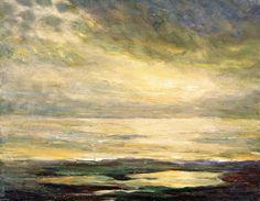 Sea-Mood Emil Nolde 1901