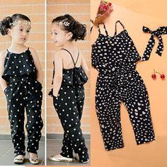 2PCs Conjunto De Moda Bebê Meninas adorável Macacão + Cinto confortar você roupas infantis Roupas