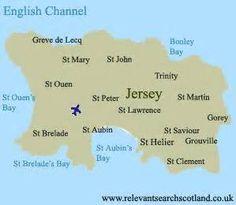 Jersey Channel Islands