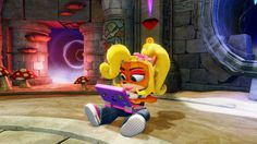 Activision announced today that for the first time Crash's smart and spirited little sister, Coco, will be playable throughout the Crash Bandicoot N. Sane Trilogy.