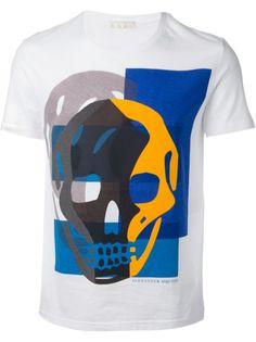 T- shirt ALEXANDER McQUEEN  #alducadaosta #newarrivals #men #apparel #accessories #alexandermcqueen