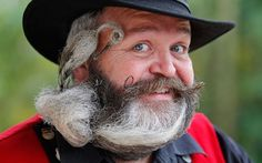 Best of 2012 European Beard and Moustache Championships