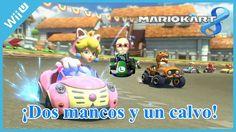 Mario Kart 8 - ¡Dos mancos y un calvo!