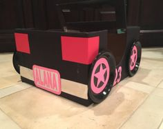 Drive-In Box Car Kit 20 Count by TheKleinCellar on Etsy