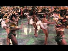 One of my favorite dance sequences ever! Choreographed by Paula Abdul, from the movie Coming to America.