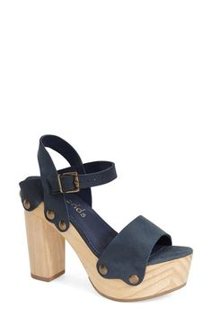 five worlds by Cordani 'Torres' Platform Sandal (Women) available at #Nordstrom