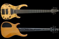 Modulus Bass Quantum 5 Buckeye - Alder Body Side Dot Bartolini - Buy High End Bass Guitars, Amplifiers & Bass Strings. Minneapolis, Minnesota, USA