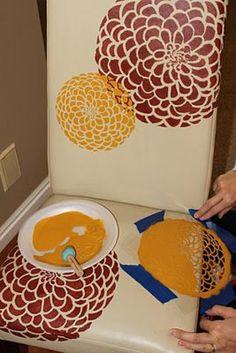 Envie d'idées pour des peintures murales vraiment hors du commun? Regardez ce qui suit!!